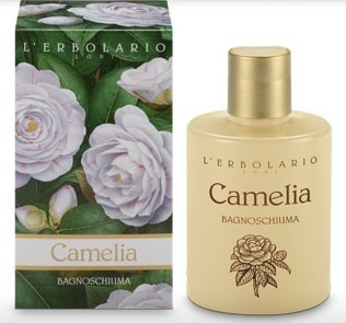 L'Erbolario Camelia Bagnoschiuma Bade-/Duschgel 300 ml