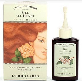 L'Erbolario Il Colore Gel All' Henné Gel Hennarot 70 ml