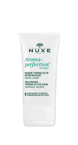 NUXE Paris Aroma Perfection Masque Thermo-Actif 40 ml Thermo-Aktive Porentief reinigende Maske