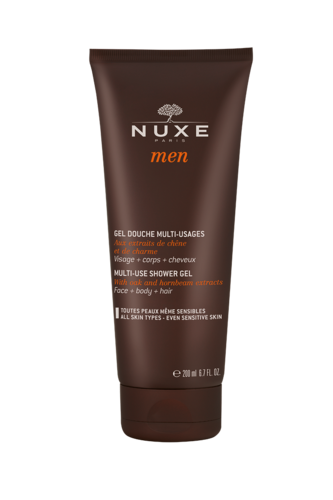 NUXE Paris Men Gel Douche Multi-Usages 200 ml Multifunktions-Duschgel