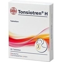 Tonsiotren H Tabletten 60 St.