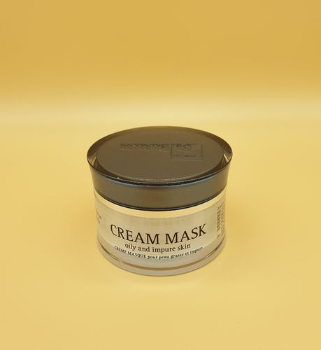 Dr. Baumann Cream Mask oily and impure skin 50 ml (Creme-Maske fettige, unreine Haut)